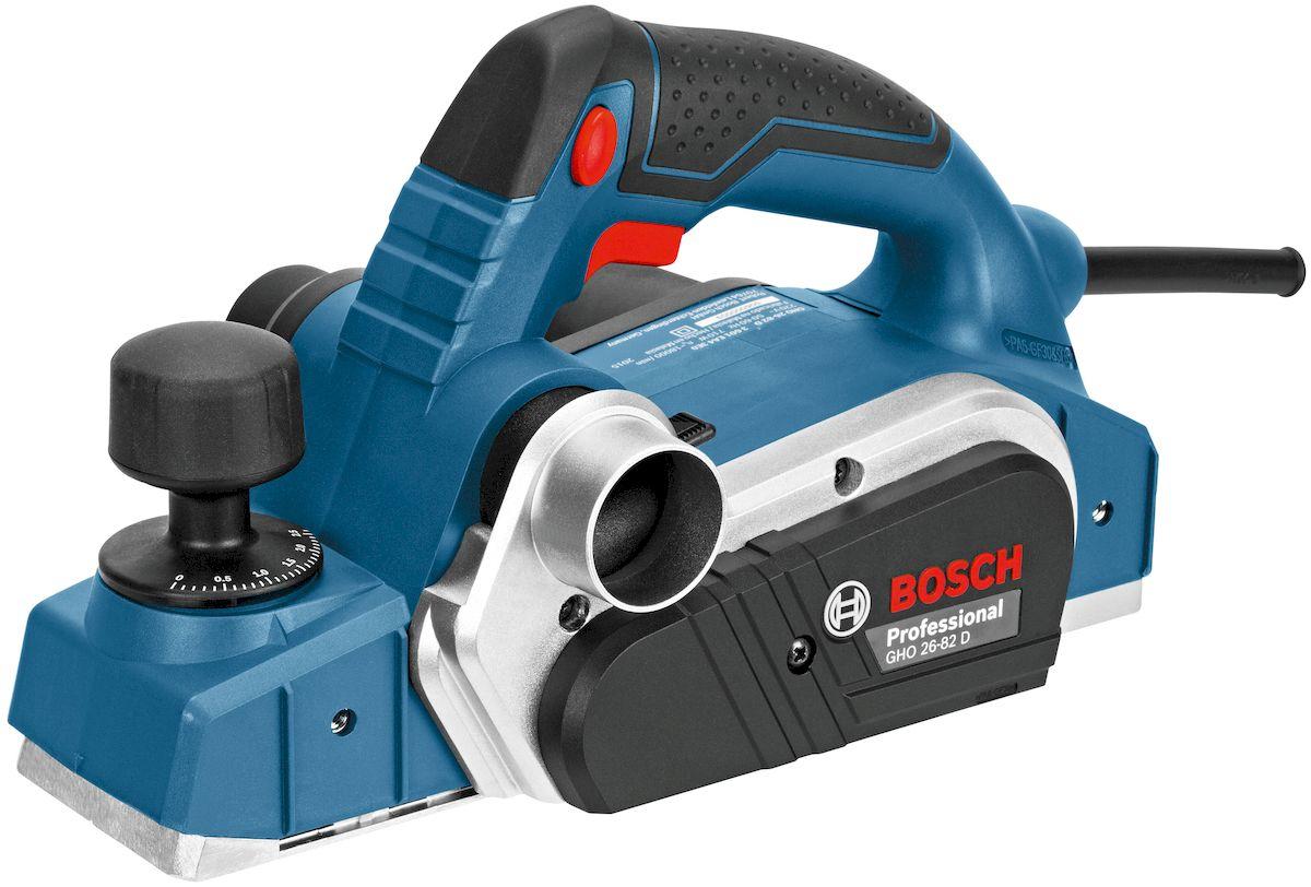 Рубанок Bosch GHO 26-82 D. 06015A4301