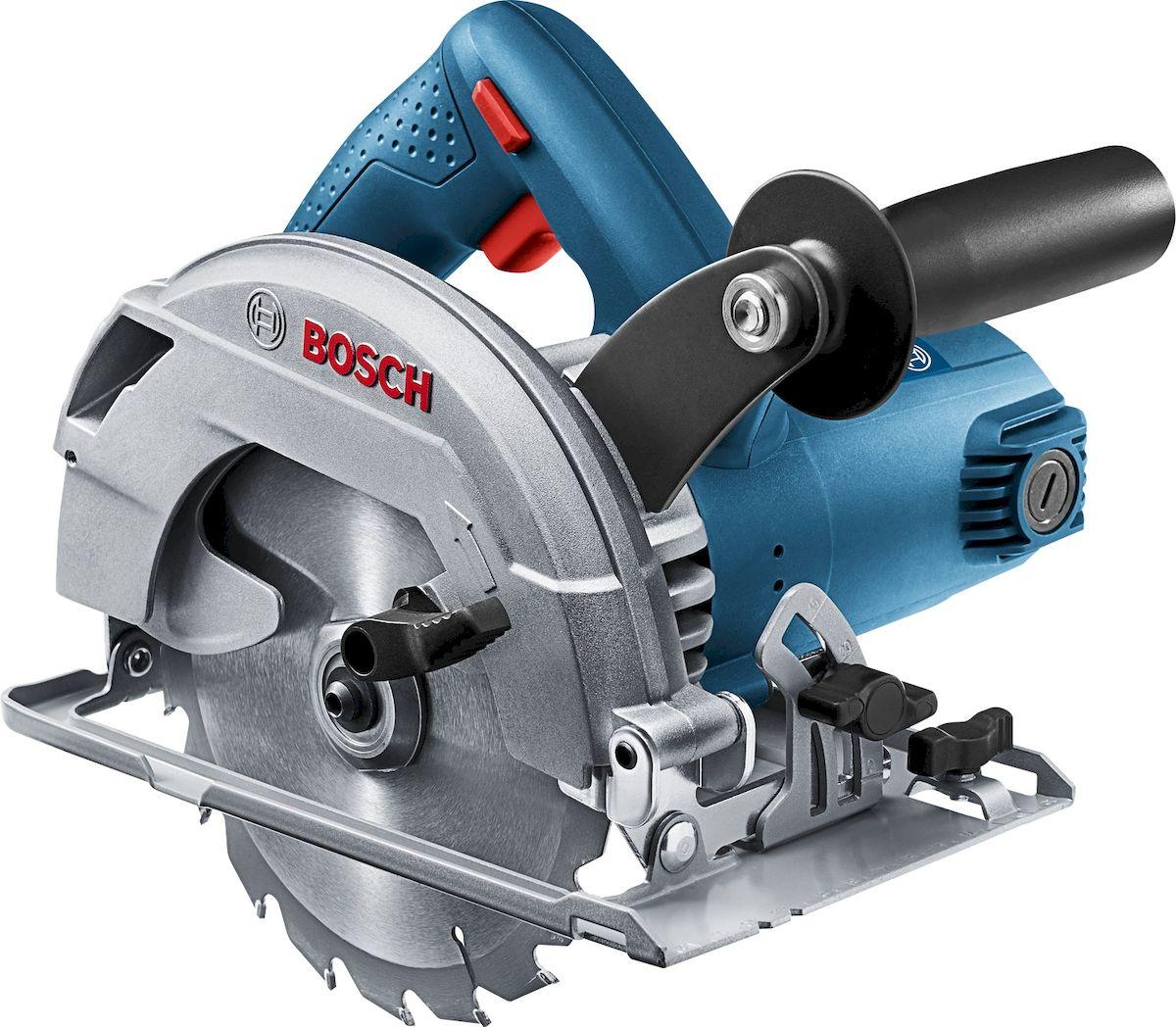 Циркулярная пила Bosch GKS 600. 06016A9020
