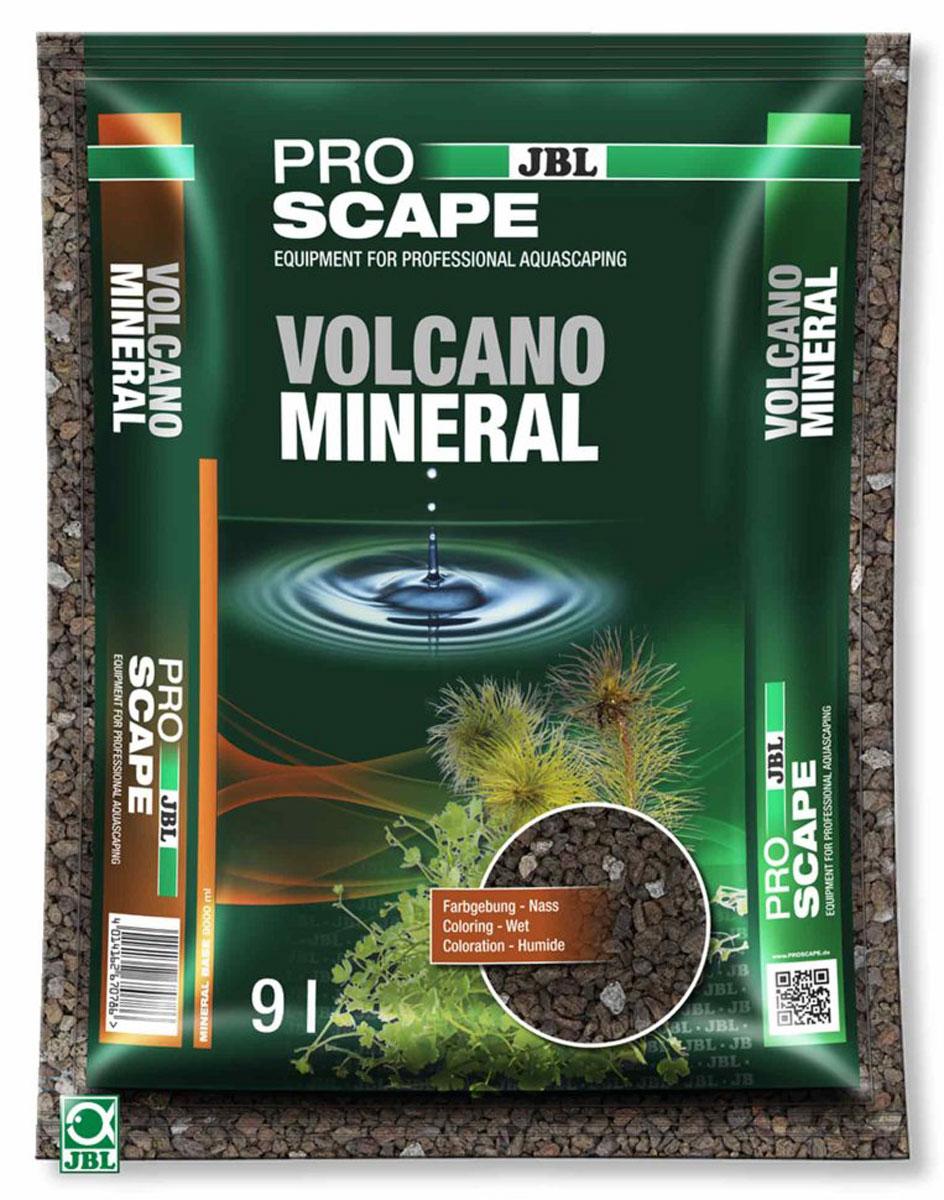 Высокопористый вулканический гравий JBL ProScape Volcano Mineral, 9 лJBL6707800JBL ProScape Volcano Mineral - Высокопористый вулканический гравий, 9 л