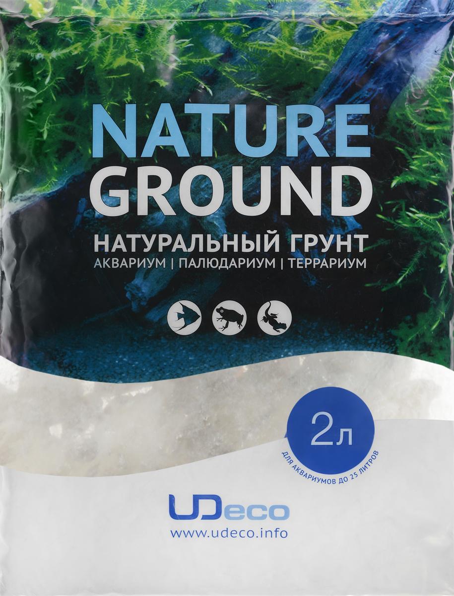 Грунт для аквариума UDeco Занзибарская крошка, натуральный, 5-90 мм, 2 лUDC426152Натуральный грунт UDeco Занзибарская крошка предназначен специально для оформления аквариумов, палюдариумов и террариумов. Изделие готово к применению. Грунт UDeco порадует начинающих любителей природы и самых придирчивых дизайнеров, стремящихся к созданию нового, оригинального. Такая декорация придутся по вкусу и обитателям аквариумов и террариумов, которые ещё больше приблизятся к природной среде обитания. Необходимое количество грунта рассчитывается по формуле: длина аквариума х ширина аквариума х толщина слоя грунта. Предназначен для аквариумов от 25 литров. Фракция: 5-90 мм. Объем: 2 л.