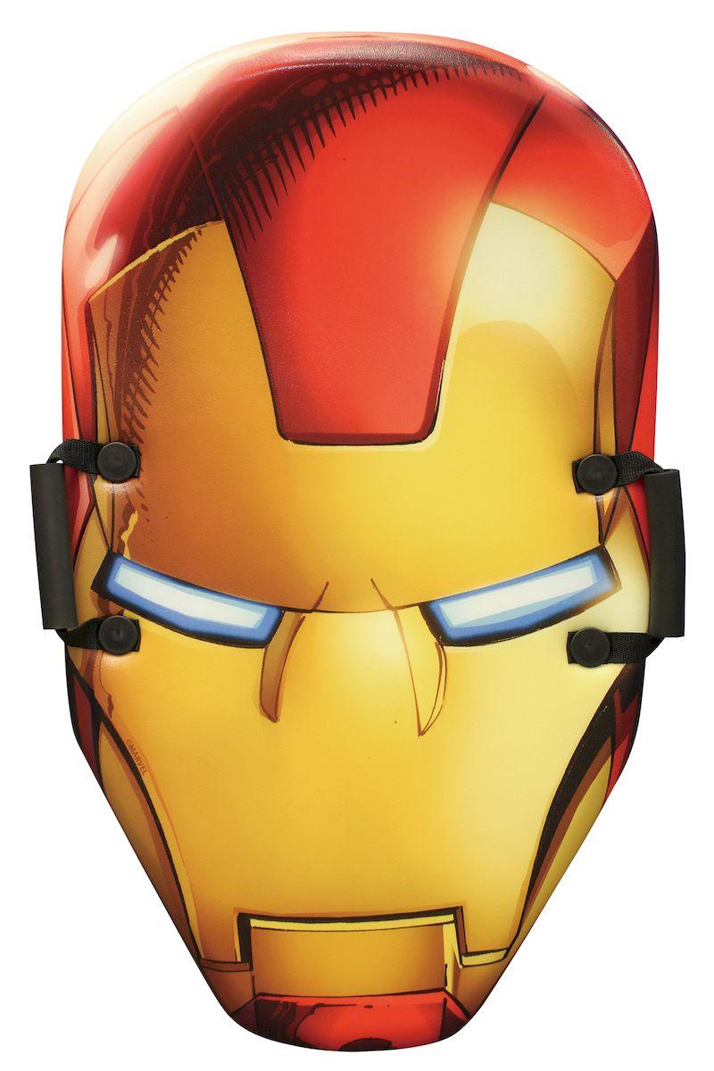 Ледянка Marvel Iron Man, с плотными ручками, 81 смТ58169Ледянка для любителей зимних спортивных развлечений с героями любимого мультфильма.