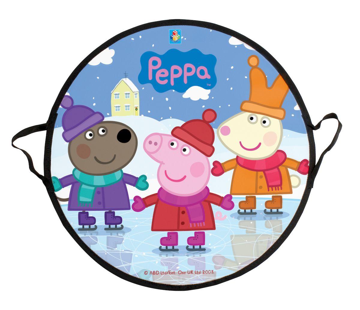 "Ледянка 1toy ""Peppa"", 52 см, 1toy Peppa"
