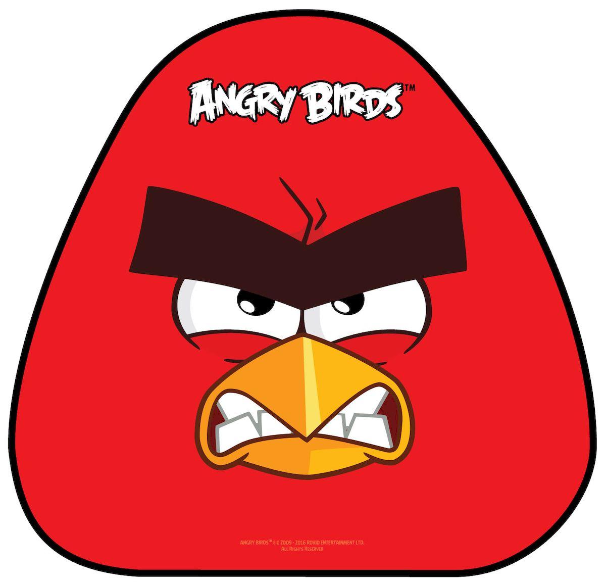 Ледянка 1toy Angry Birds, 52х50 смТ59159Ледянка для любителей зимних спортивных развлечений с героями любимого мультфильма.