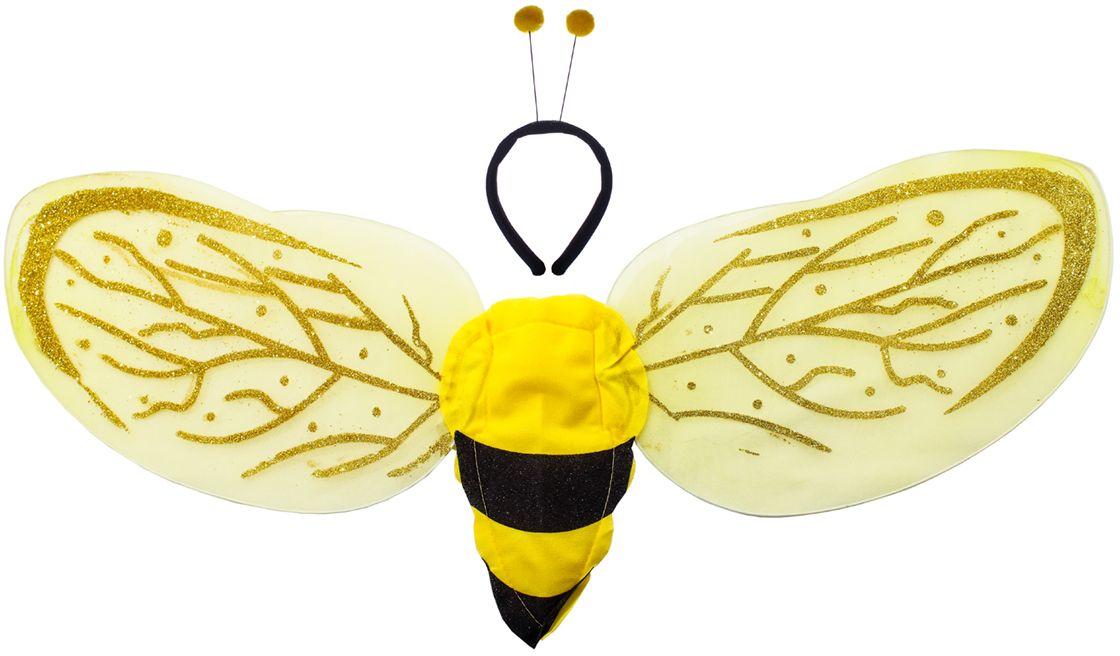 Rio Крылья карнавальные для детей Пчелка