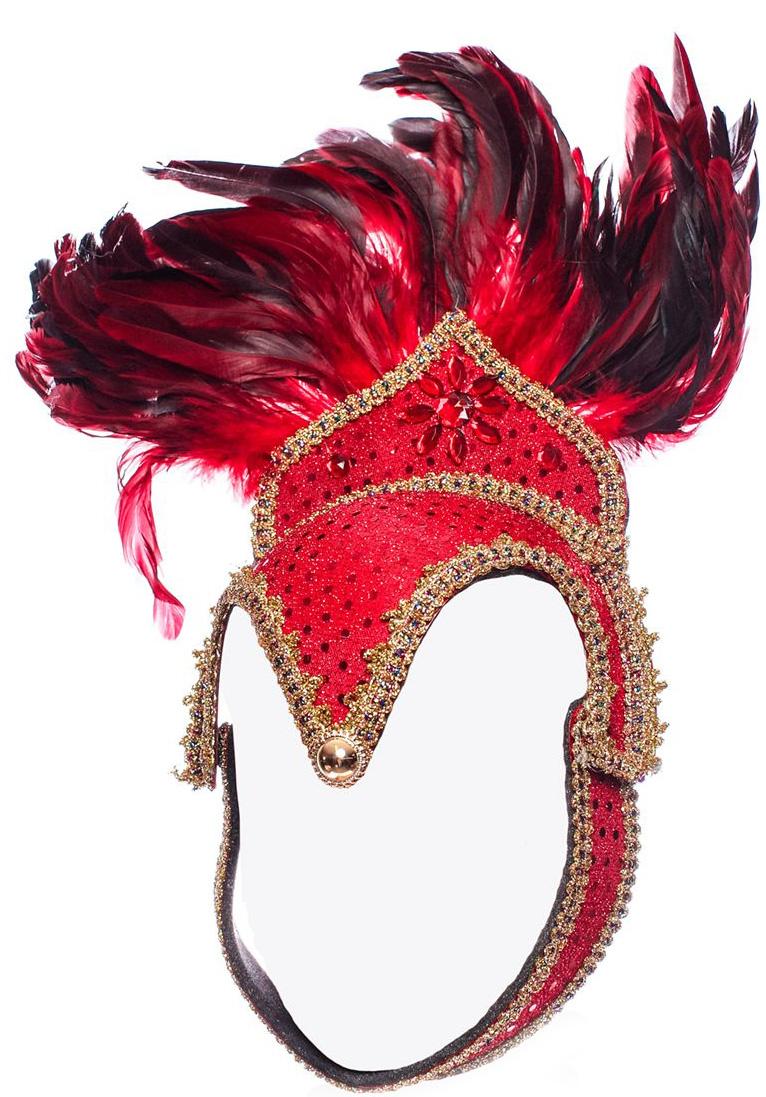 Rio Шляпа карнавальная бразильская4382