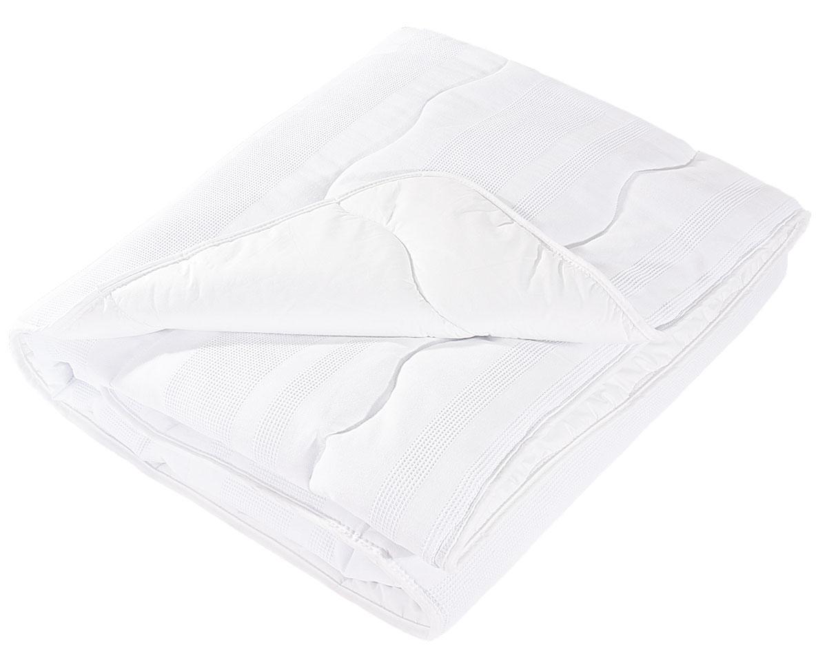 Одеяло SPAtex, наполнитель: вискозное волокно, 140 х 205 см198788Ткань из хлопка имеет трёхмерный контурный рельеф, благодаря которому наши изделия оказывают мягкое массажное воздействие и помогают погрузиться в состояние релакса. Обладает мягким точечным массажным эффектом, способствует расслаблению мышц тела, отличный теплообмен, ваше тело «дышит», не раздражает кожу