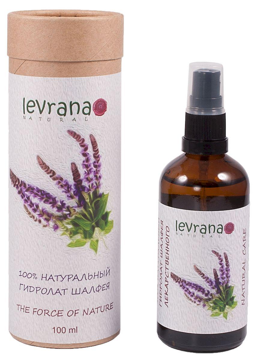 Levrana 100% Натуральный гидролат Шалфея, 100 млFW02100% натуральный гидролат цветков Шалфея Лекарственного. Оказывает успокаивающее, антисептическое, бактерицидное, противовоспалительное, заживляющее и тонизирующее действие на кожу. Укрепляет волосы, стимулирует их рост, придает здоровый вид тусклым волосам. Делает волосы шелковистыми и блестящими. В переводе с латинского Шалфей символизирует «спасение». Гидролат можно использовать для ежедневного ухода за кожей и волосами, просто распылите гидролат когда хотите освежиться.