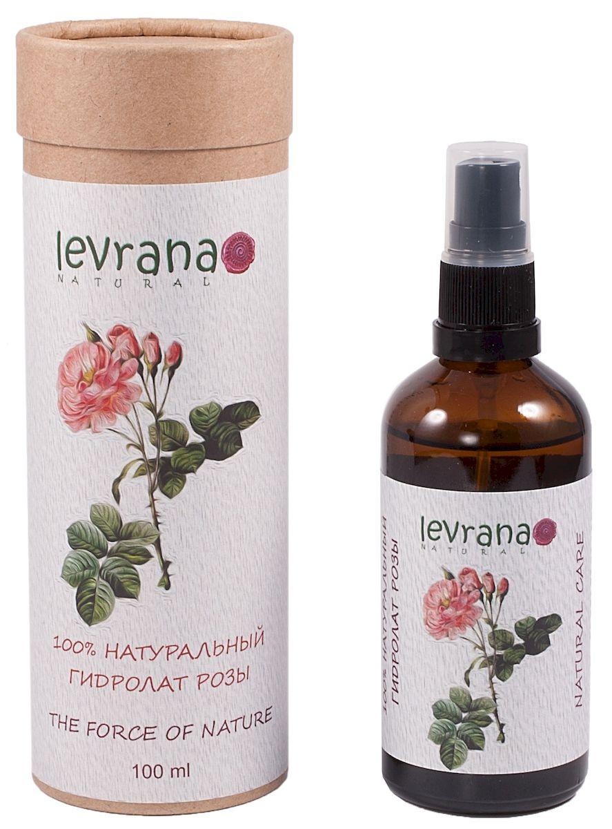 Levrana 100% Натуральный гидролат Розы, 100 млFW04100% натуральный гидролат цветков Дамасской Розы. Отлично восстанавливает кожу лица и контур век, эффективно устраняет сверхчувствительность кожи, помогает избавиться от темных кругов под глазами и припухлостей. Идеально для сухой, не менее эффективно для возрастной и чувствительной кожи. Гидролат можно использовать для ежедневного ухода за кожей и волосами, просто распылите гидролат когда хотите освежиться.