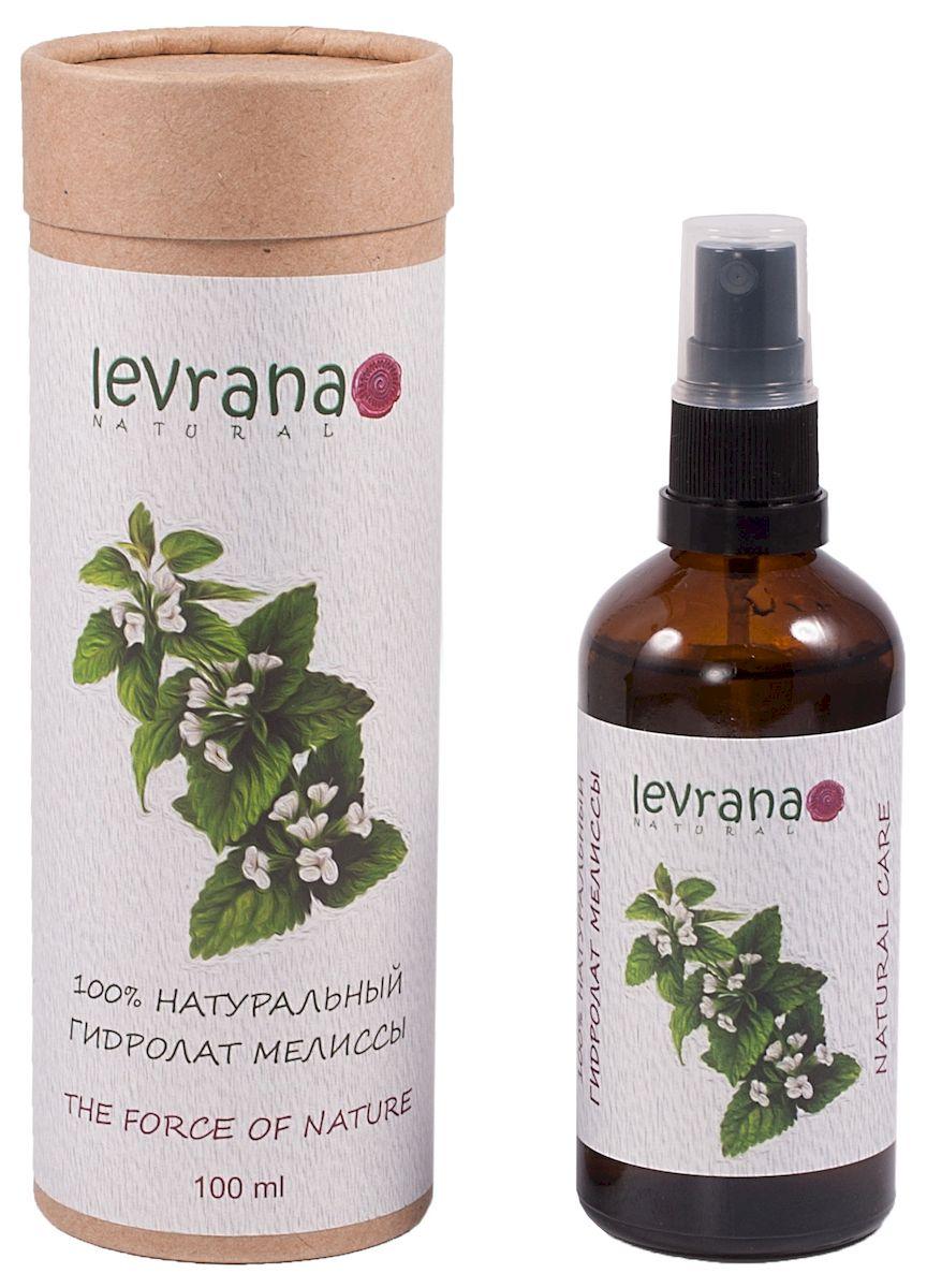 Levrana 100% Натуральный гидролат Мелиссы, 100 мл