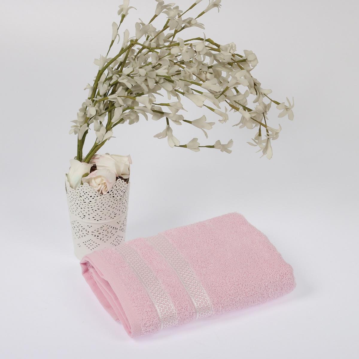 Набор махровых полотенец Karna Modalin Petek, цвет: розовый, 50 х 90 см, 4 шт1956/CHAR008Набор Karna Modalin Petek состоит из 4 махровых полотенец, выполненных из натурального 100% хлопка. Изделия отлично впитывают влагу, быстро сохнут, сохраняют яркость цвета и не теряют формы даже после многократных стирок. Размер полотенца: 50 х 90 см. Комплектация: 4 шт.