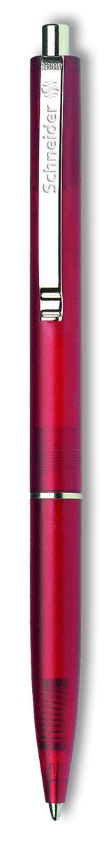 Ручка шариковая K20 FROSTY, M - 0,5 мм, красный прозрачно-матовый корпус; синий цвет чернил.S1320992 S132099-01/2