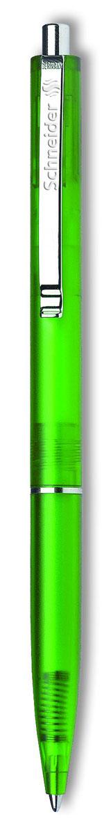 Ручка шариковая K20 FROSTY, M - 0,5 мм, зеленый прозрачно-матовый корпус; синий цвет чернил.