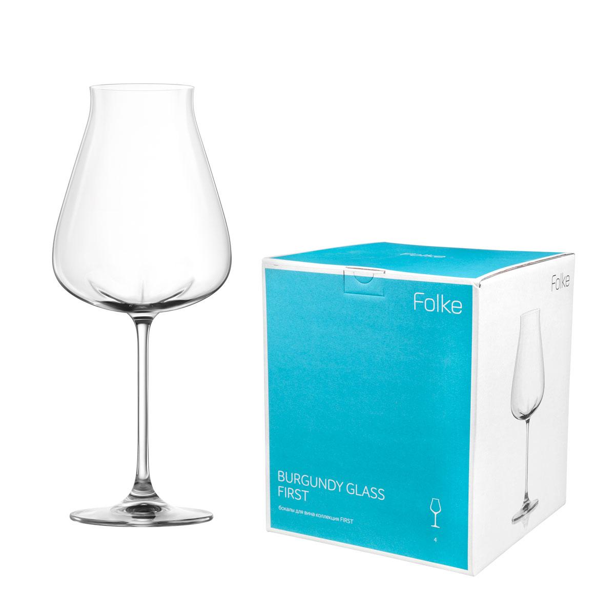 Набор бокалов для вина Folke Burgundy Glass, 700 мл, 4 предмета. 2007177U2007177UКоллекция First- это бокалы из бессвинцового хрусталя высшего качества. Наша продукция отличается исключительной чистотой и повышенной устойчивостью к механическим повреждениям. Улучшенные характеристики изделий позволяют использовать их повседневно в домашних условиях и в ресторанном бизнесе. Оригинальный дизайн позволяет любому напитку полностью раскрыться и заиграть новыми красками. Это поистине уникальное творение современных технологий и многолетнего опыта лучших мировых сомелье.