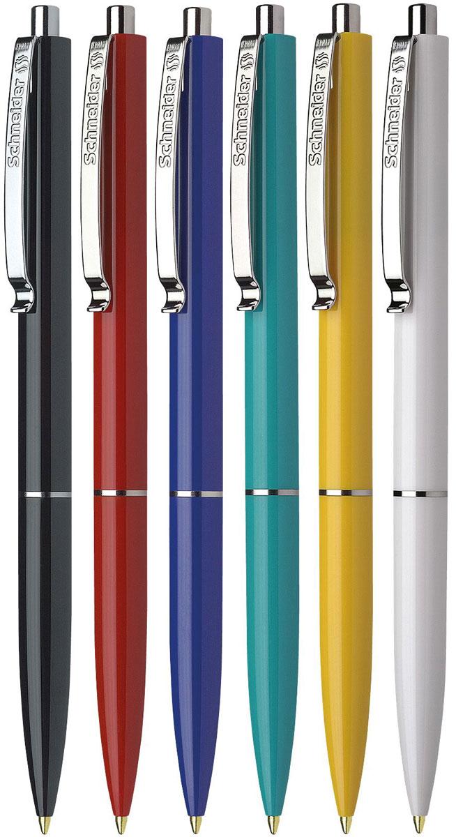 Ручка шариковая К15, M -0,5 мм, цвет корпуса ассорти; синий цвет чернил.4004675030801Товар состоит из одной ручки. На фото представлен цветовой ассортимент. Поставка осуществляется в зависимости от наличия на складе.