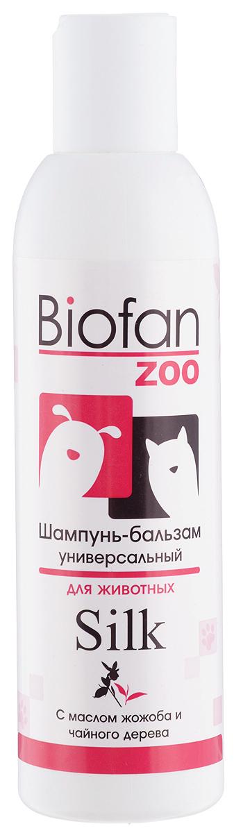 Шампунь-бальзам для животных Biofan Zoo
