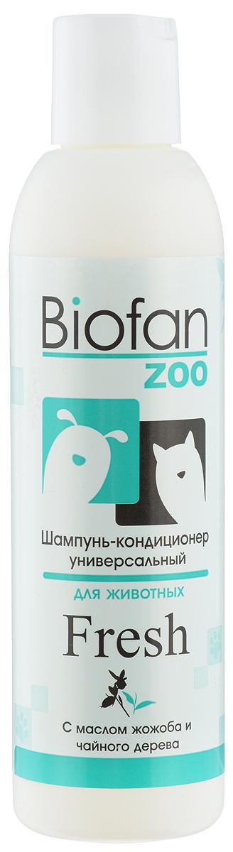 Шампунь-кондиционер для животных Biofan Zoo