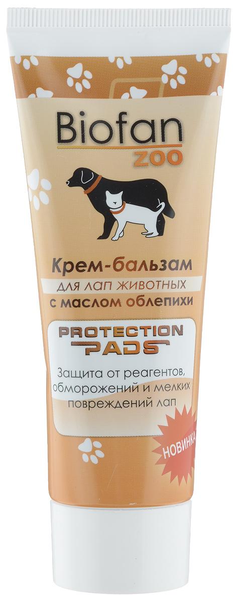 Крем-бальзам для лап животных Biofan Zoo