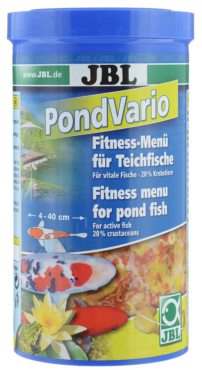"""Корм JBL """"Pond Vario"""", для прудовых рыб, 130 г JBL4029000"""