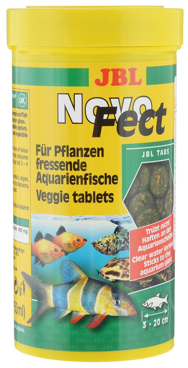 Корм JBL NovoFect, для растительноядных рыб, в таблетках, 400 штJBL3024800Корм JBL NovoFect содержит все компоненты в специально сбалансированной смеси с высоким содержанием растительных веществ, которые отвечают потребностям донных рыб и рыб, обитающих в средней зоне, питающихся преимущественно растительной пищей. Прикрепив таблетку в любом месте к стеклу аквариума, вы обеспечите рыб, обитающих в средних слоях воды, кормом и можете наблюдать за ними в процессе поедания корма. Просто опустив таблетку на дно аквариума, вы обеспечите кормом сомов и других донных рыб. Состав: зерновые, водоросли, рыба и рыбные побочные продукты, моллюски и ракообразные, овощи, экстракт растительного белка. Анализ: протеин 35%, жир 2%, клетчатка 6,5%, чистая зола 12%. Товар сертифицирован.