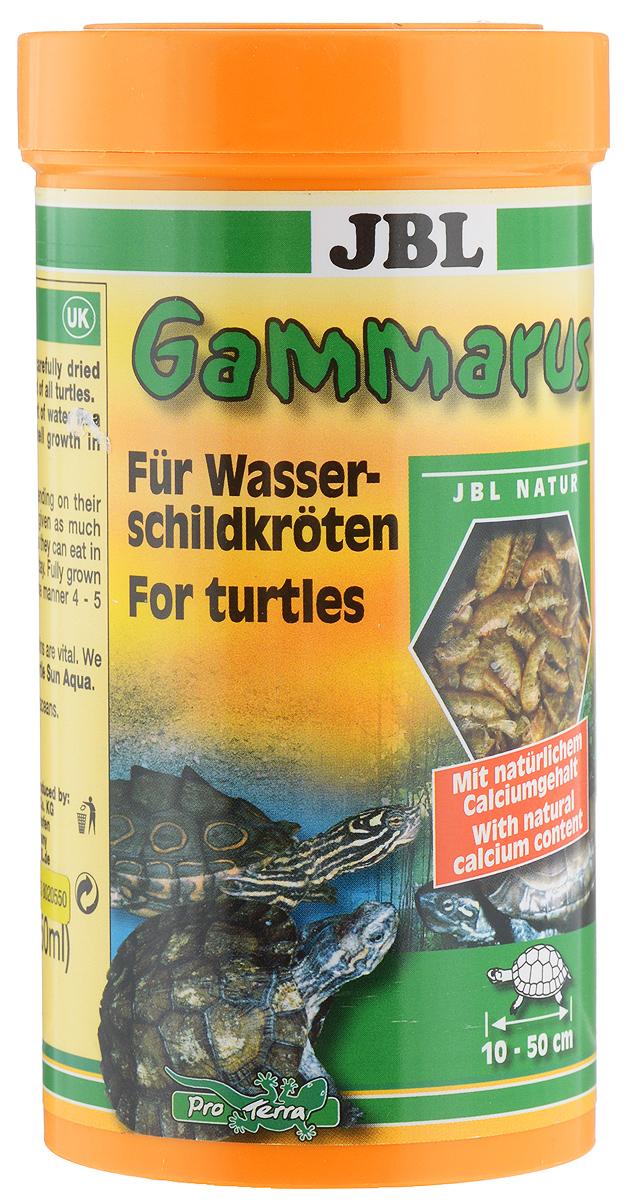 Корм-лакомство JBL Gammarus, для водных черепах, 25 гJBL7032200Корм-лакомство JBL Gammarus состоит из высушенных по щадящей технологии воздушной сушки и очищенных гаммарусов, которые с особым удовольствием поглощаются всеми водяными черепахами. Состав: моллюски и ракообразные. Аналитический анализ: протеин - 33%, жир - 5%, клетчатка - 6,5%, чистая зола - 40%. Товар сертифицирован.