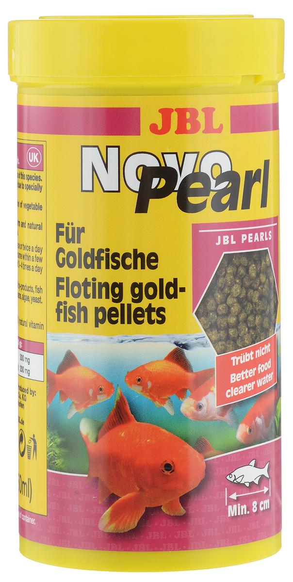Корм JBL NovoPearl, для золотых рыб, 90 гJBL3030000Корм JBL NovoPearl выполнен в виде гранул. JBL NovoPearl содержит специальную комбинацию питательных веществ, отвечающую потребностям золотых рыб в аквариуме, она наилучшим образом соответствуют особенностям поведения золотых рыб во время кормления. Полноценные питательные элементы зародышей пшеницы, а также многочисленные растительные питательные вещества способствуют здоровому росту этих рыб. Жизненно важные витамины и ненасыщенные жирные кислоты укрепляют иммунитет. Состав: зерновые (20% зародыши пшеницы), овощи, рыба и рыбные продукты, рачки, водоросли, дрожжи. Состав: белок 29,5%, жир 4%, клетчатка 5%, зола 10,5%. Содержание витаминов на 1000 г продукта: витамин А 25.000 МЕ, витамин D3 2.000 ME. Товар сертифицирован.