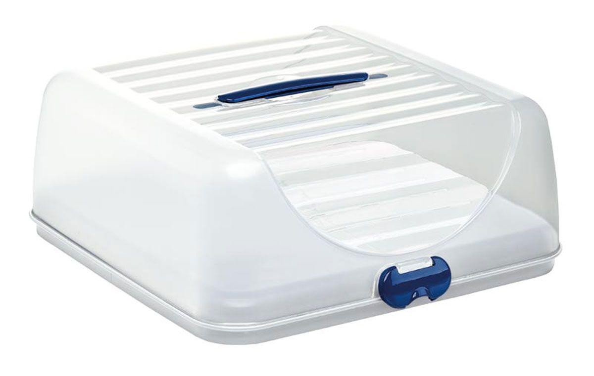 Тортовница Emsa Superline, с охлаждающим элементом, 2 л. 503646503646Переносной поднос с крышкой и аккумулятором холода. Размер: 36 x 35 см. Идеален для сервировки, перевозки и хранения тортов, закусок и многого другого. С заряжающимся аккумулятором: для охлаждения или разморозки блюд. Вместимость на 25 % больше в сравнении с обычными тортницами. Универсальное отделение обеспечит вдвойне больше места для перевозки блюд.