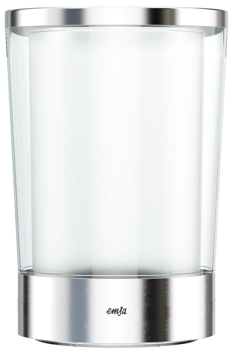 Ведерко для льда Emsa Flow Slim514234Ведерко для льда Emsa Flow Slim имеет достаточно большой объем, что позволяет подавать сразу большое количество льда. Уникальный аккумулятор холода обеспечивает дополнительное охлаждение. Такое ведерко станет не только емкостью для хранения льда, но стильным украшением вашего праздничного стола. Размер ведерка: 14,5 х 21,5 см.