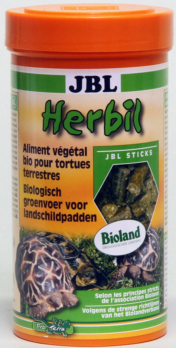 JBL Herbil Биокорм в форме гранул для сухопутных черепах, 1 л (700 г)JBL7045300JBL Herbil - Биокорм в форме гранул для сухопутных черепах, 1 л. (700 г.)