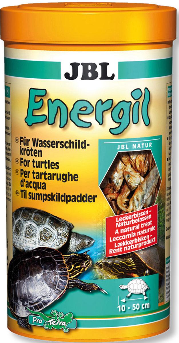 JBL Energil Корм из целиком высушенных рыб и рачков для крупных водных черепах, 1 л (150 г)JBL7031300JBL Energil - Корм из целиком высушенных рыб и рачков для крупных водных черепах, 1 л. (150 г.)