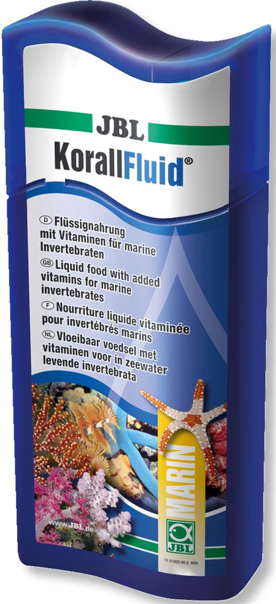 JBL KorallFluid- Жидкий планктон для беспозвоночных и мальков, 500 мл (500 г)JBL3100300JBL KorallFluid- Жидкий планктон для беспозвоночных и мальков, 500 мл. (500 г.)
