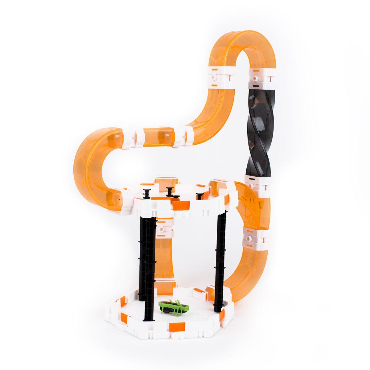 Hexbug Игровой набор Нано V2 Barrel Roll NEON