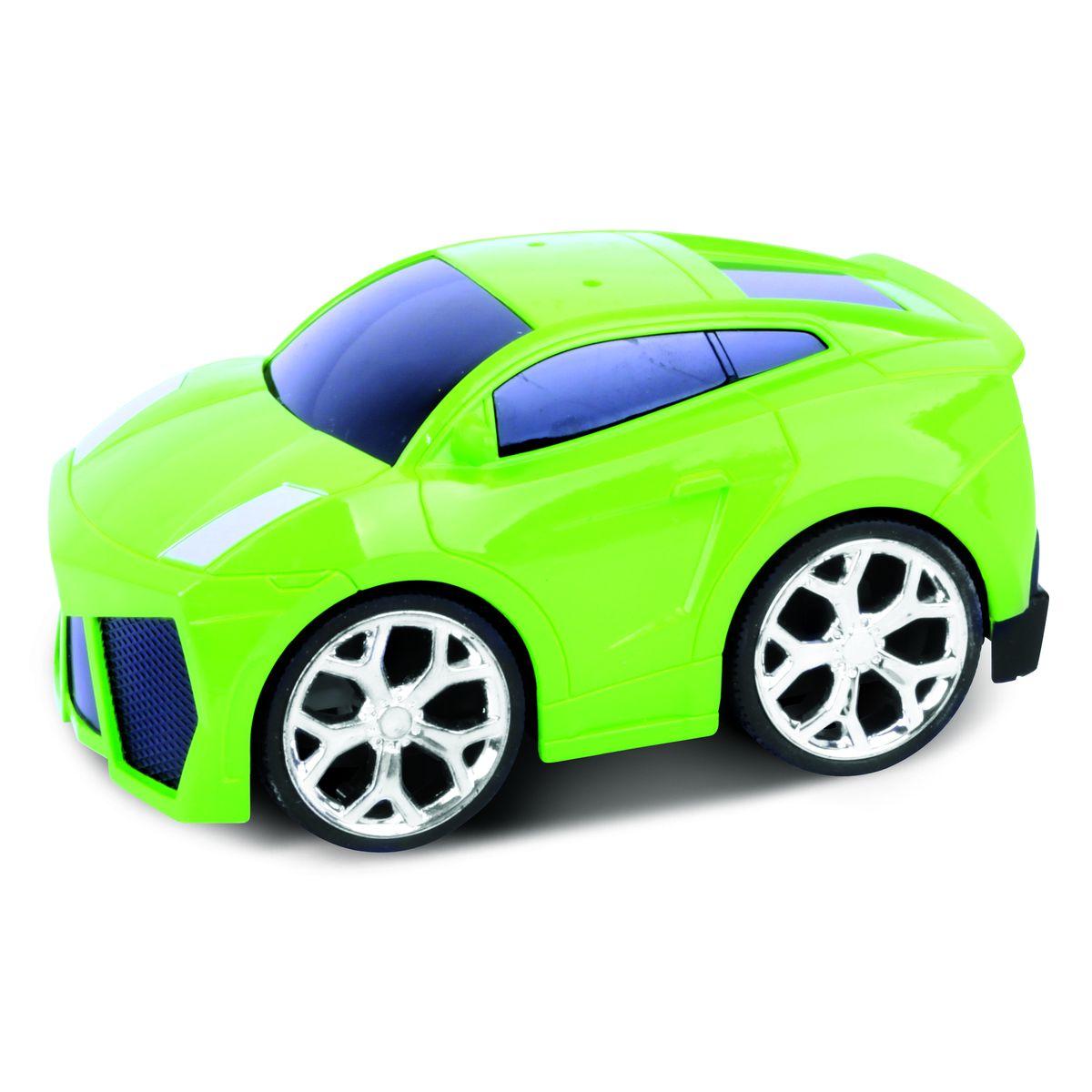 Blue Sea Машинка на радиоуправлении Racing Car цвет зеленый5588-07Небольшие размеры Радиоуправление. Дальность действия не более 30 метров Требуется докупить элементы питания