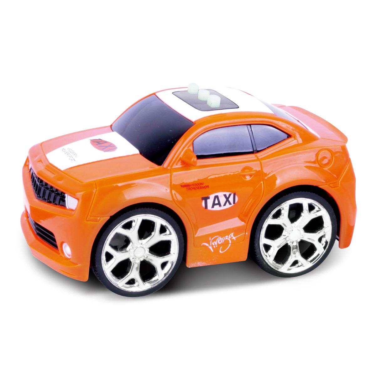 Blue Sea Машинка интерактивная цвет оранжевый5588-88BОригинальный дизайн 3 интерактивные функции (звук запуска двигателя, включение музыки, движение вперед) Требуется докупить элементы питания