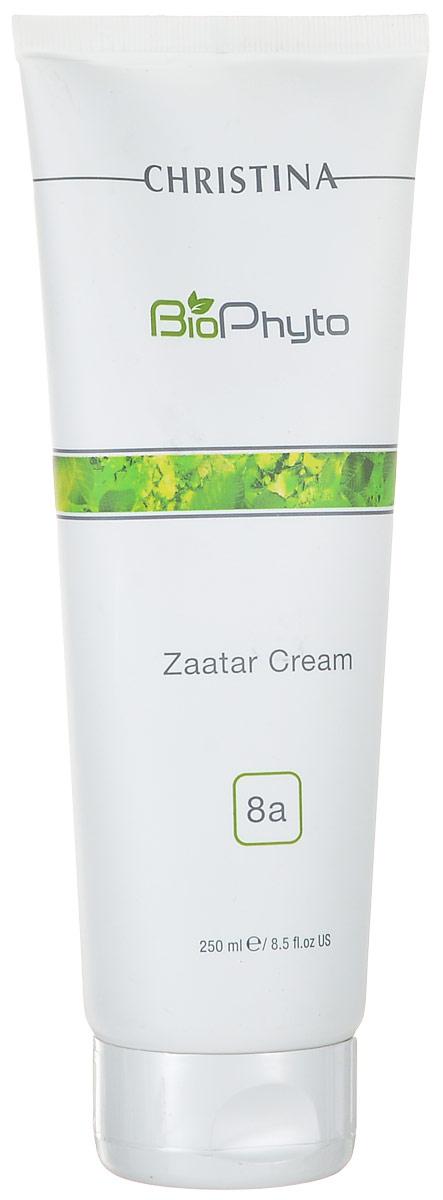 Christina Био-фито-крем Заатар для дегидрированной, жирной, раздражённой и проблемной кожи Bio Phyto Zaatar Cream 250 мл