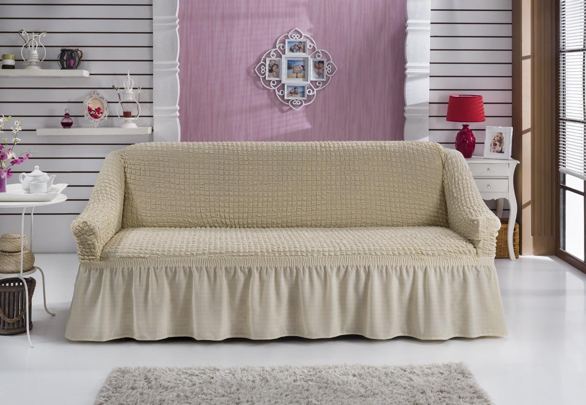 Чехол для дивана Karna «Bulsan», трехместный. 1796/CHAR011  узкая прикроватная тумбочка до 30