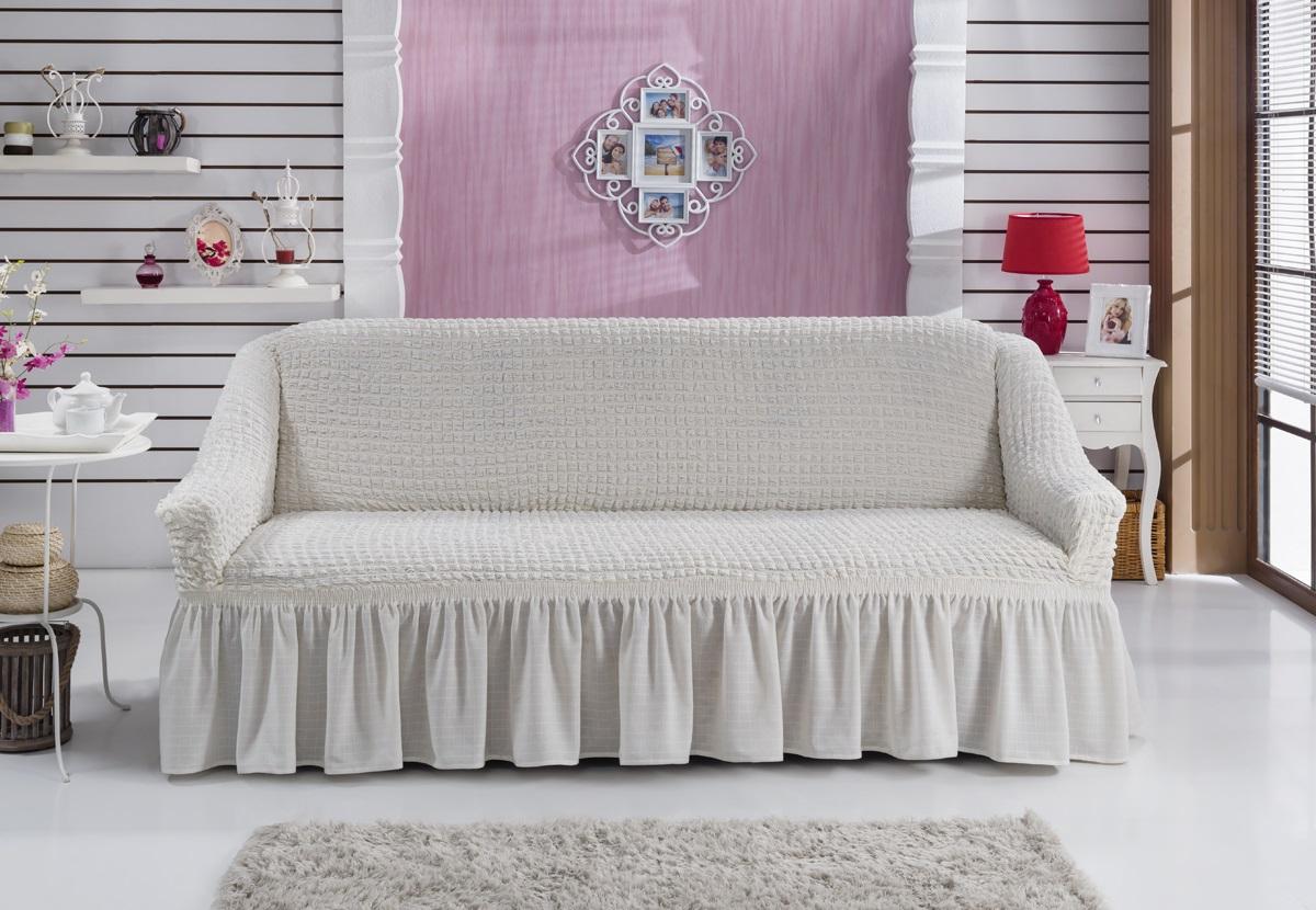Чехол для дивана Karna «Bulsan», двухместный. 2027/CHAR010  журнальный столик львов