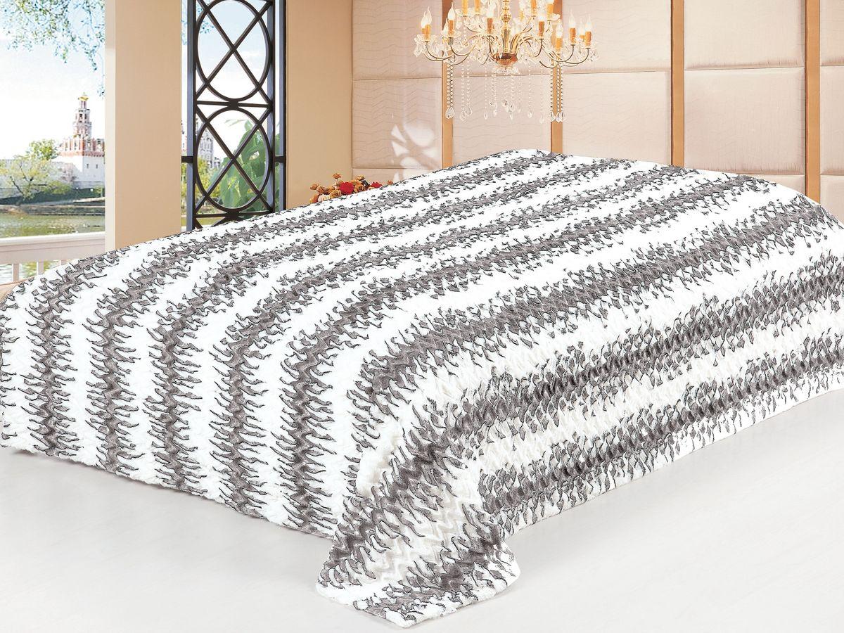 Покрывало Cleo Зебра, 220 x 240 см. 210/08-TZ210/08-TZКрасивые, яркие, легкие и в меру объемные покрывала - они становятся настоящим украшением, завершающим штрихом интерьера, который преображает помещение, делая его уютным и комфортным. Состав этой коллекции - искусственный мех (акрил). Покрывало универсально в использовании. Такое покрывало прослужит много лет, радуя вас и ваших близких изначальной яркостью своих красок.