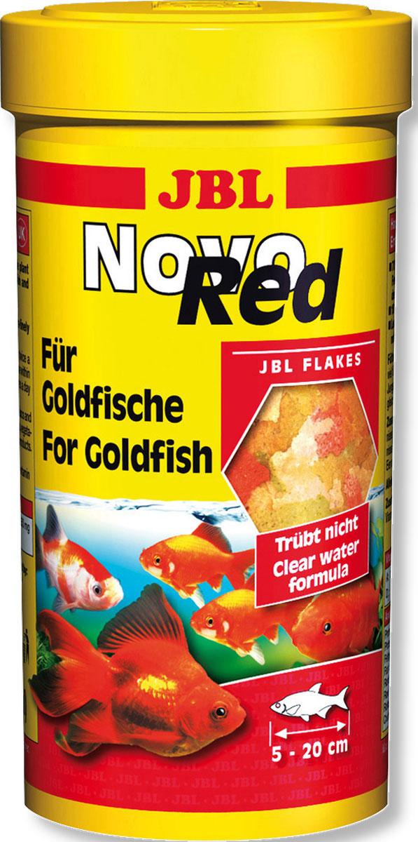 JBL NovoRed Основной корм для золотых рыб в форме хлопьев, 100 мл (16 г)JBL3019959JBL NovoRed - Основной корм для золотых рыб в форме хлопьев, 100 мл. (16 г.)