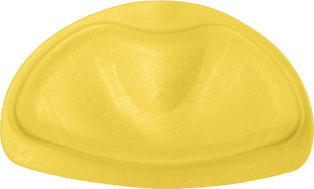 Подушка для ванны Ridder, на присосках, цвет: желтый, 30 х 20 х 3 см68604Подушка Ridder обеспечивает комфорт во время принятия ванны. Крепится на поверхность ванны при помощи присосок. Выполнена из каучука с защитой от плесени и грибка. Размер подушки: 30 х 20 см. Высота подушки: 3 см.