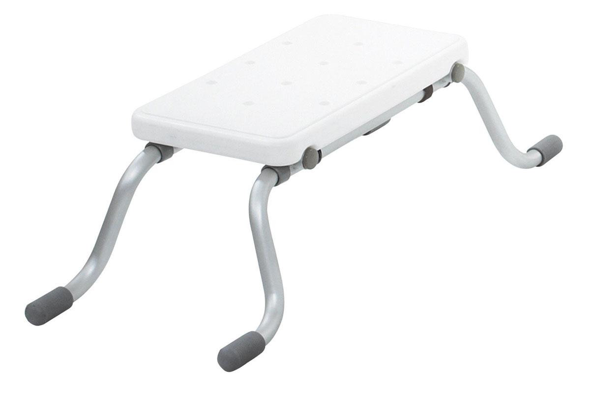 Сиденье в ванную Ridder Promo, цвет: белый. А0042001А0042001Высококачественное немецкое сиденье для ванны разработано и запатентовано компанией Ridder. Данное изделие имеет рифленую и вентилирующую поверхность. Для установки ножек в том или ином положении отвертка не нужна - в комплекте предусмотрены специальные фиксаторы (4 шт).