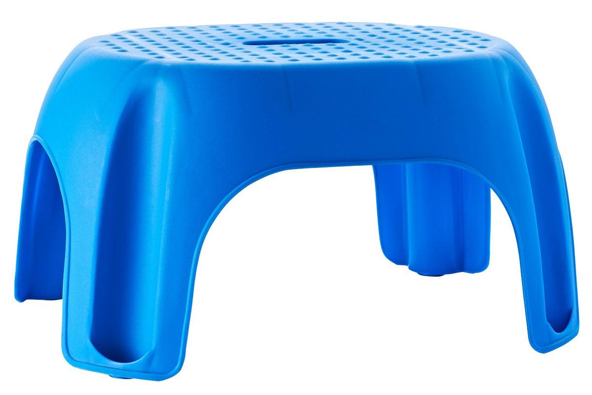 Табурет в ванную Ridder Promo, цвет: синий. А1102603А1102603Серия Assistent создана для комфорта и безопасности, в том числе пожилых людей и лиц с ограниченными возможностями. Не содержит токсичных веществ. Бозопасность изделия соответствует стандартам LGA (Германия). Компания RIDDER предоставляет на свою продукцию гарантию качества 3-5 лет.