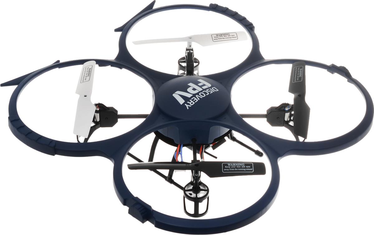Pilotage Квадрокоптер на радиоуправлении Discovery FPV