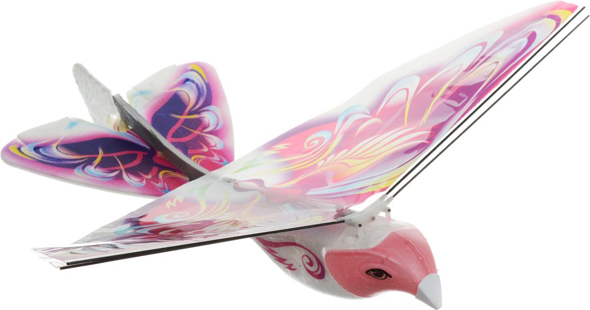 Pilotage Игрушка на радиоуправлении Колибри цвет розовый