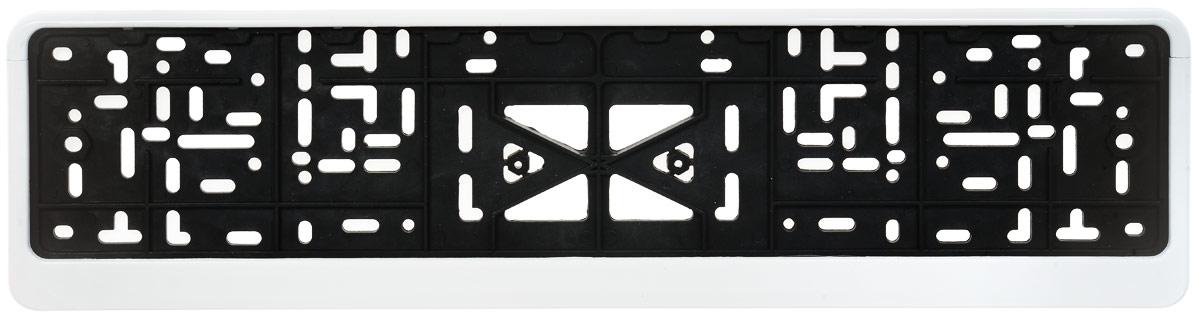 Рамка под номер Skyway, с защелкой, 53 х 13,5 х 1,3 см