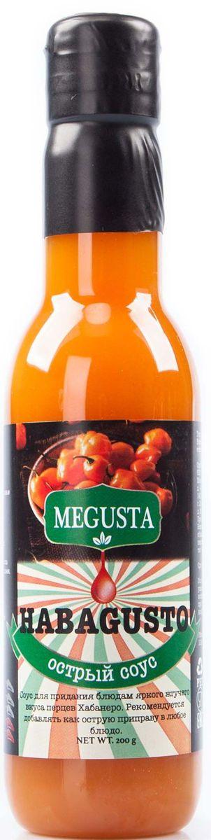 Megusta Habagusto соус острый перцовый, 200 г