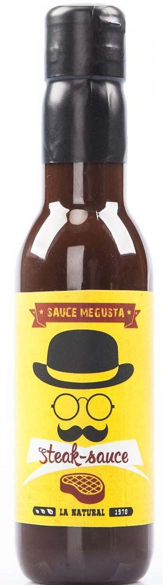 Megusta соус-стейк, 200 г4680008982759Пикантный, благодаря перцу хабанеро, этот стейк соус приятно удивит и порадует любителей сочных стейков! Известно, что ананас отлично подчеркивает вкус мяса и дополняет его, поэтому производитель добавил к классической рецептуре этот тропический фрукт, красное вино в составе отвечает за будоражущий аромат! Одним словом, данный соус станет незаменимым сопровождением для любого стейка! Производители ТМ «MEGUSTA», купили натуральные ингредиенты в Коста-Рике у поставщика KAMUK www.kamukcr.com, далее, по секретной рецептуре завода KAMUK изготовили продукцию, разлили в тару на территории России и в итоге получился узнаваемый, натуральный, премиальный продукт, вкус которого знает весь мир.