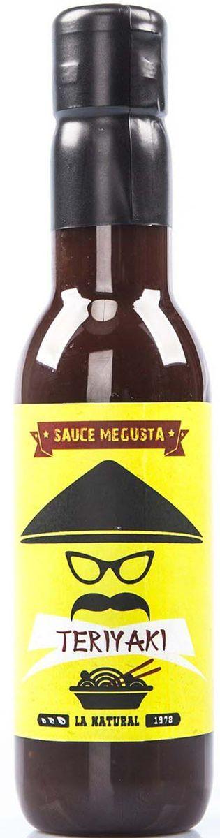 Megusta cоус терияки, 200 г4680008982766Его можно использовать для обжарки всех частей курицы, а также как готовый отдельный соус для макания. Благодаря рецептуре, соус карамелизует мясо, придает ему мягкость, аромат и оригинальный вкус. Производители ТМ «MEGUSTA», купили натуральные ингредиенты в Коста-Рике у поставщика KAMUK www.kamukcr.com, далее, по секретной рецептуре завода KAMUK изготовили продукцию, разлили в тару на территории России и в итоге получился узнаваемый, натуральный, премиальный продукт, вкус которого знает весь мир.