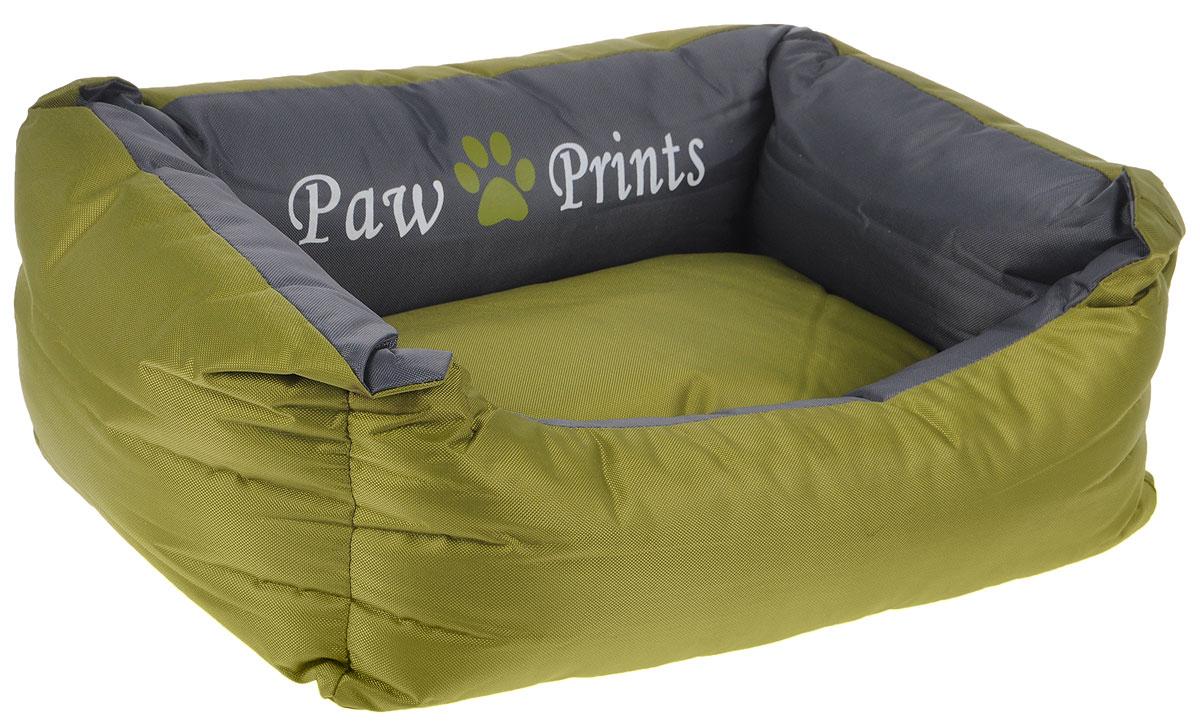 Лежак для животных Каскад Монако. №2, 55 х 42 х 17 см92000076Уютный лежак для животных Каскад Монако. №2 обязательно понравится вашему питомцу. В нем питомец будет счастлив, так как лежак очень мягкий и приятный. Он будет проводить все свое свободное время в нем, отдыхать, наслаждаясь удобством. Лежак выполнен из мягкой качественной ткани, также имеется подушка, которая легко вынимается и ее можно использовать отдельно.
