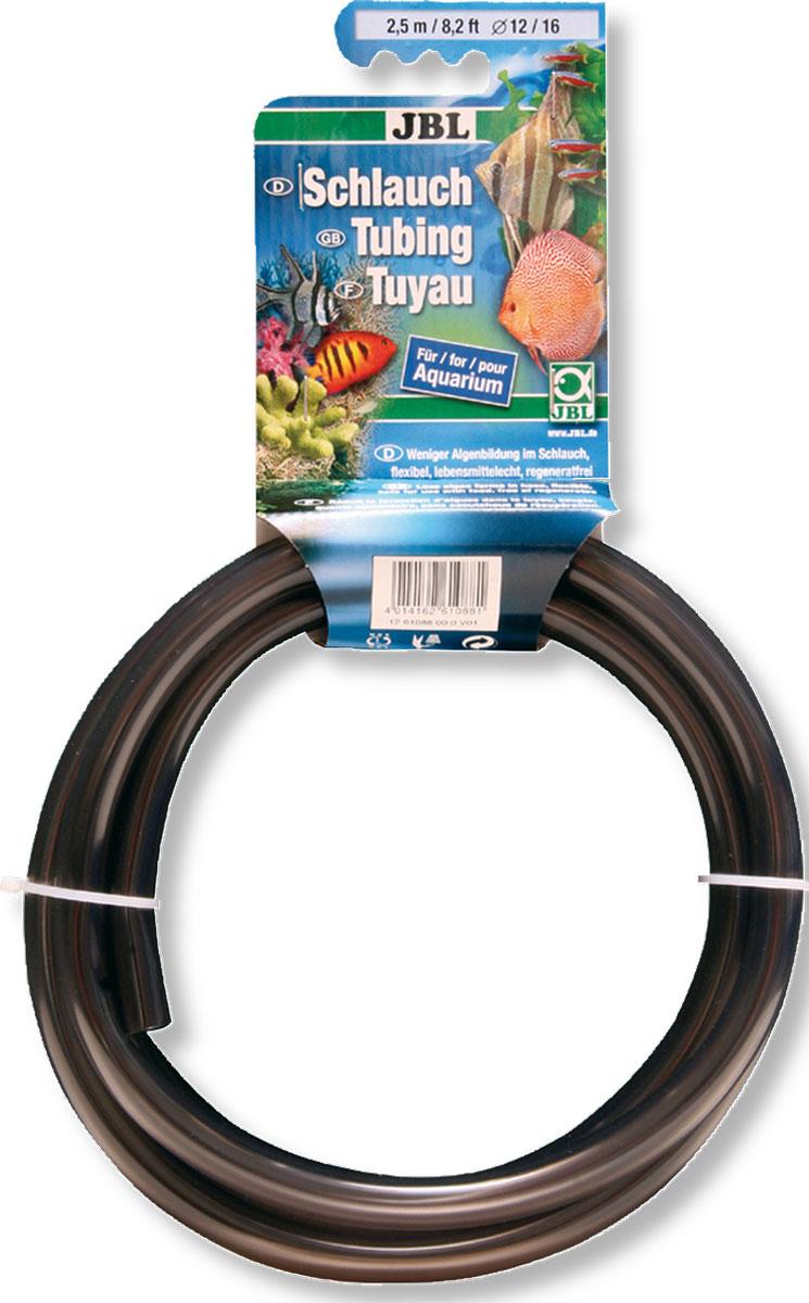 Шланг JBL JBL Aquaschlauch GRAU, цвет: серый 12/16 мм, 2,5 мJBL6108800JBL Aquaschlauch GRAU 12/16 - Шланг серый 12/16 мм., 2,5 метра