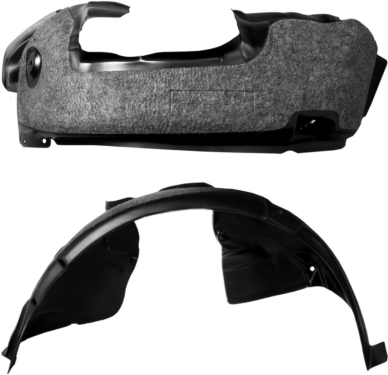 """Подкрылок с шумоизоляцией """"Novline-Autofamily"""", для Peugeot Boxer, 08/2014 ->, без расширителей арок (передний правый) NLS.38.20"""